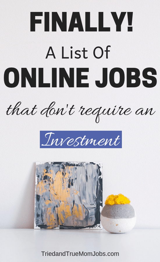 15 High Paying Online Jobs from Home Without an Investment in 2019