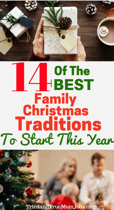 14 of the Best Family Christmas Traditions You'll want to Start this Year