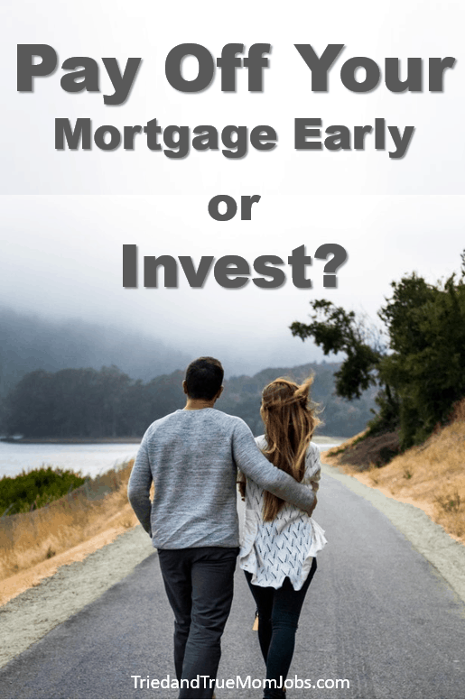 Should you pay off your mortgage early or invest? Here's what we say