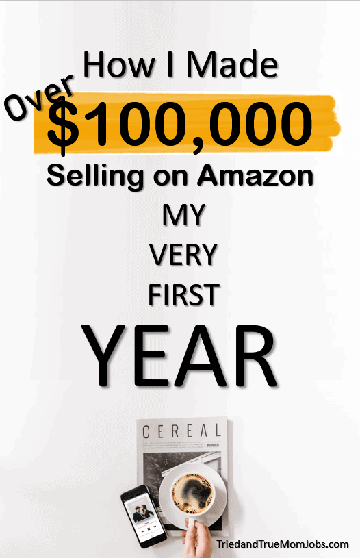 How to Sell on Amazon and make a Six-figure income