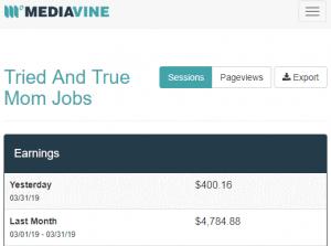 How I Make Money Blogging Consistently