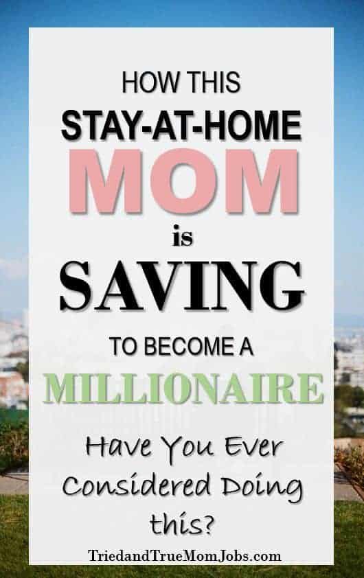 See how this stay at home Mom is becoming a Millionaire and how you can too