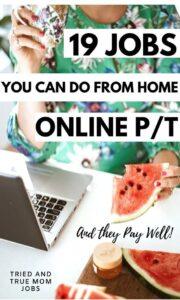 best part time online jobs
