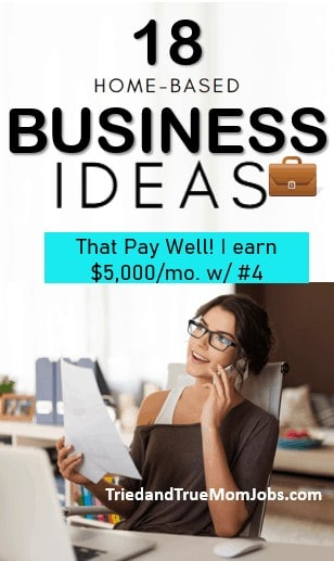 18 of the Best Home-Based Business Ideas that Pay Well