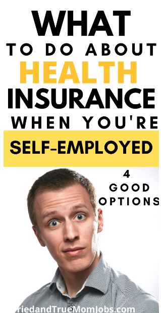 How To Get Health Insurance if You're Self-Employed