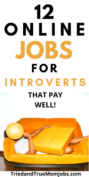 online jobs for introverts that hire beginners with no experience